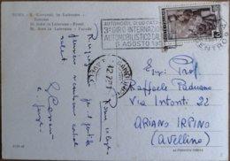 5 Agosto 1951 - 3° Giro Internazionale Automobilistico Calabrie - Cars