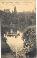Hougaerde NA3: Pensionnat Du Val Virginal. Une Vue Du Lac 1922 - Hoegaarden