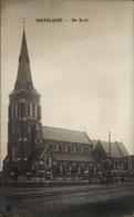 Cp Saffelaere Ostflandern, De Kerk, Blick Auf Die Kirche - Autres