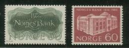 NORVEGIA - 150° Anniversario Banca Di Norvegia - Norvegia