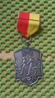 Medaille :Netherlands  - N.W.V Lentemars Nijmegen   / Vintage Medal - Walking Association - Nederland