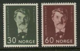 NORVEGIA - Johan Sverdrup - Norvegia