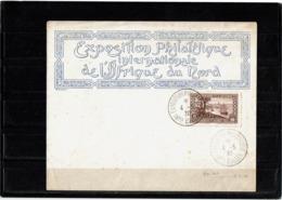 LCTN57/5 -  ALGERIE EXPOSITION PHILATELIQUE INT.LE AFRIQUE DU NORD 4 MAI 1930 - Algeria (1924-1962)