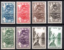 Col17  Colonie Cameroun N° Entre 177 & 191 Neuf X MH  Cote 17,50€ - Nuevos