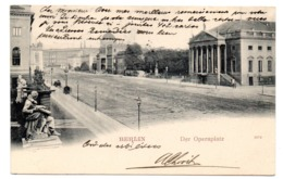 Tarjeta Postal Circulada De 1904 Berlin - Alemania