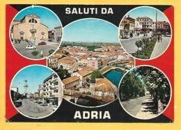 Adria (RO) - Viaggiata - Italia