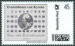 ERATOSTENES - Sieve Of Eratosthenes, Primes - Mathematician, Mathematics -  Marke Individue - Ohne Zuordnung