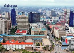 1 AK Botswana * Blick Auf Die Hauptstadt Gaborone - Luftbildaufnahme * - Botswana
