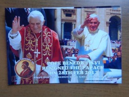 Christendom, Katholiek / Paus / Pope Benedict XVI --> Unwritten - Papes