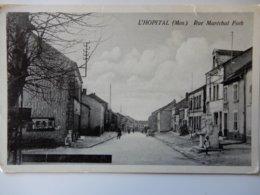 L'hopital - Autres Communes