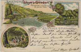 1897, DIEKIRCH, INSTITUTION WEYERS-GOEDERT, - Diekirch