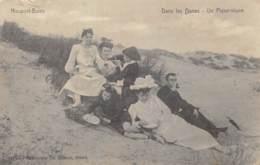 Nieuport-Bains - Dans Les Dunes - De Graeve N° 1115 - Nieuwpoort
