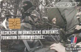 FRANCIA. Armée De Terre Sandrine. 50U. 1270. 04/03. (311). - Armada