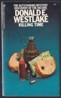 Donald E. Westlake: Killing Time (Ballantine 1972) - Bücher, Zeitschriften, Comics