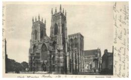 York Minster 1904 - York