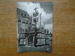 Plougastel-daoulas , Le Calvaire De 1602 - Plougastel-Daoulas