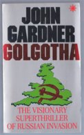 John Gardner: Golgotha (Star 1980) - Mystery