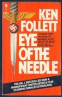 Ken Follet: Eye Of The Needle (Futura 1979) - Boeken, Tijdschriften, Stripverhalen
