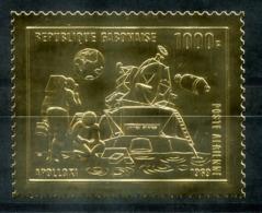 5128 - GABUN - Mi. 346 ** - GOLD-MARKE / WELTRAUM / SPACE - Gabun (1960-...)