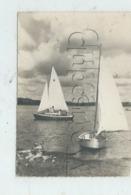 Montsauche-les-Settons (58) : GP De Yacht Et Dériveur à Voile Sur Le Lac Des Settons En 1959 (animé) GF - Montsauche Les Settons