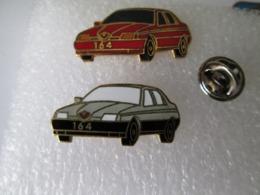 PIN'S  LOT 2   ALFA ROMEO  164 - Alfa Romeo