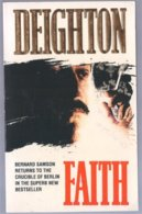 Len Deighton: Faith (Grafton 1979) - Boeken, Tijdschriften, Stripverhalen