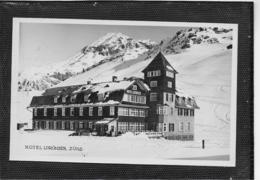 AK 0335  Zürs - Hotel Lorünser Ca. Um 1950 - Zürs