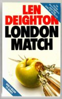 Len Deighton: London Match (Grafton 1979) - Boeken, Tijdschriften, Stripverhalen