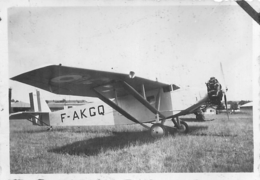 RARE AVION  FARMAN COLONIAL MONOMOTEUR  PHOTO ORIGINALE - Aviation