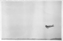 AVION WIBAULT  PHOTO ORIGINALE - Aviation