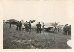 AVION MORANE  SAULNIER MS 405 PHOTO ORIGINALE - Aviation