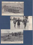 BELGIQUE GUERRE DE 1914 BELGIQUE NON SITUEES LOT DE 11 CARTES - Malines