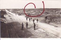 ( 80 ) - ROISEL Munitions-Lager  Carte Photo Allemande - Roisel