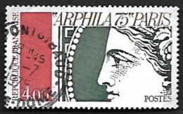FRANCE 1975  -  Y&T  1833 -  Arphila 75 Paris   -  Oblitéré - France