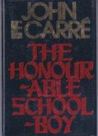 John Le Carré: The Honourable Schoolboy (Alfred A. Knopf 1977) - Romans