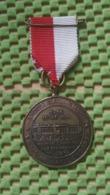 Medaille :Netherlands  -  5-10-20 Km. -R.K - W.s.v Wando'Dors Oosterhout   / Vintage Medal - Walking Association - Nederland
