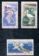 5139 - MAURETANIEN - Mi. 178-180 ** - VOGEL / BIRDS - Mauretanien (1960-...)
