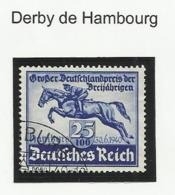 Allemagne N° 671 Oblitéré De 1940 - Cheval - Deutschland