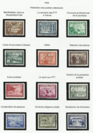 Allemagne N° 640 à 651 De 1939 - Deutschland
