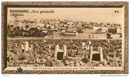 S9  ALGERIE  BERRIANE  10 X 6 Cm  (cliché De O.E. ) Africa  TRADECARD CHOCOLATE Afrique - Vieux Papiers