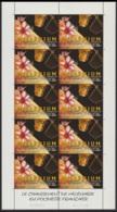 Fr. Polynesia Space New Millennium Full Sheet MNH SG#894 CV£30+ - Polynésie Française