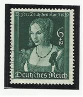 Allemagne N° 638 Oblitéré De 1939 - Deutschland