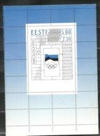 Estland Estonia 1992 Year Set In Special Folder - Estland