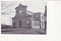 ( 80 ) - Chaulnes Kirche  Carte  Allemande - Chaulnes