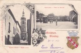 BOLCHEN - BOULAY - MOSELLE  -  (57)  - CPA PRÉCURSEUR DE 1902. - Boulay Moselle