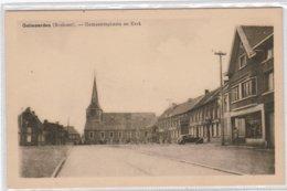 Galmaarden. Gemeenteplaats En Kerk. - Galmaarden