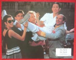 8 Photos Du Film Sushi Sushi (1990) - Albums & Collections