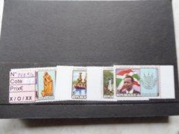 Burundi 949a/d Dentelé Luxe** - 1980-89: Neufs