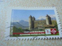CHATEAU DE BON REPOS (2019) - Used Stamps