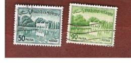 PAKISTAN  -  SG 179.142  -  1962  SHALIMAR GARDENS   -  USED ° - Pakistan